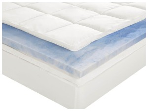 Queen Size Memory Foam Mattress Pad 7705 8 Best Memory Foam Mattress Toppers to Boost Your Sleep Quality